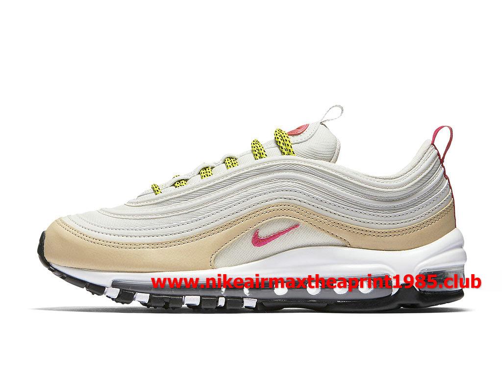Chaussures Nike Air Max 97 GS Femme Pas Cher Prix BlancRoseOr 921733_004 1804290787 Boutique Nike Vendre Chaussures Air Max Pas Cher,Livraison