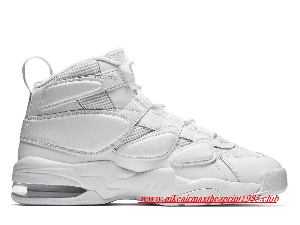 100% genuine official photos quality Nike Chaussures Air 2 Uptempo 94 Triple Basket White Max De 0ON8nXPwk