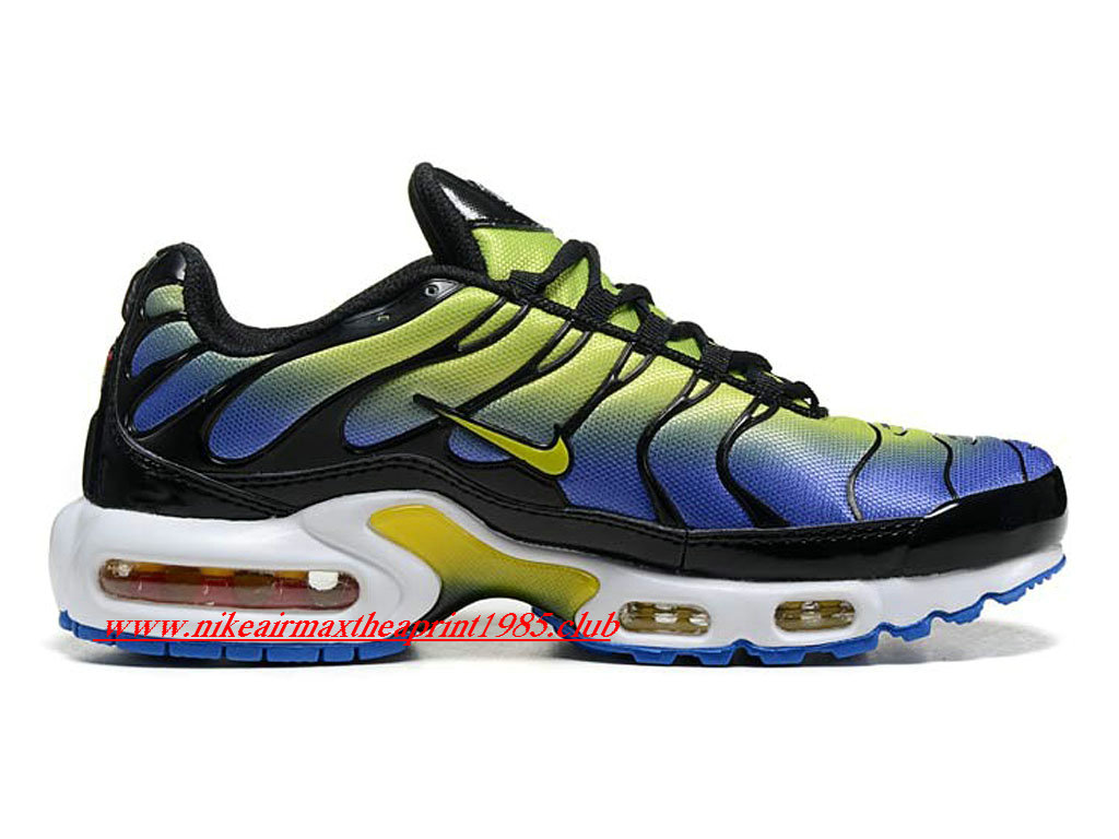 pick up shoes for cheap footwear Nike Air Max Plus (Nike Tn 2015) Hommes Chaussures de running  Noir/Jaune/Bleu 647315-A012-1705120545 - Boutique Nike Vendre Chaussures  Air Max Pas ...