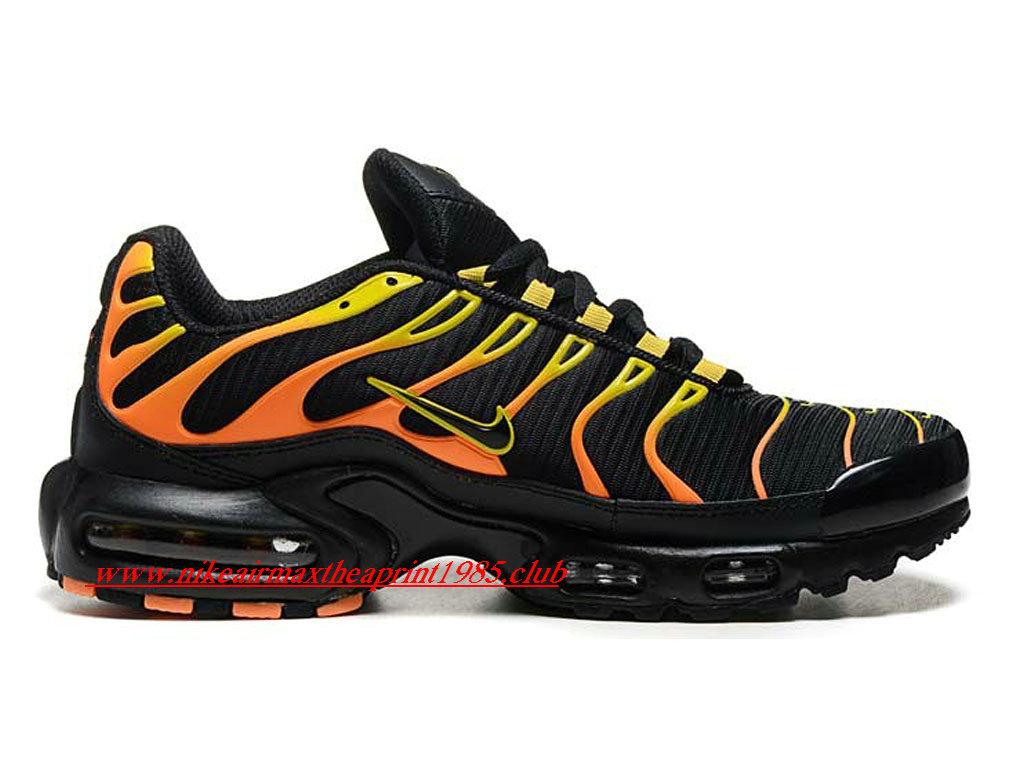 air max plus tn black orange 8a1b30