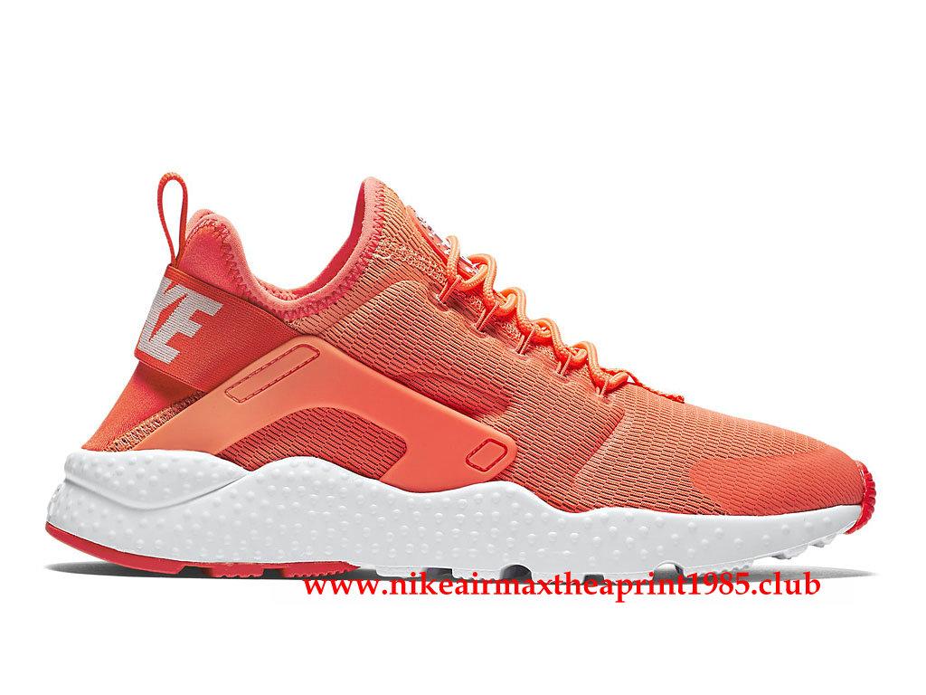 ccc03ce9cd Nike Orange Air Ultra 819151 800 WMNS Chaussure URH Air Huarache rTtr76Y